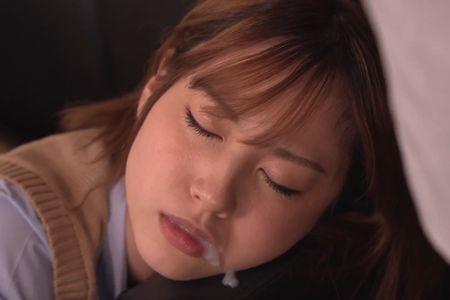 寝ている間に口をマンコ代わりにされた[堀北わん]